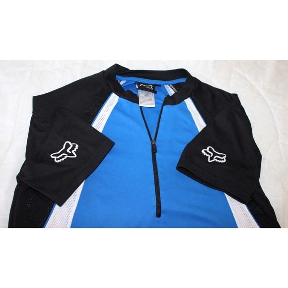 Fox Racing Women/'s Lynx Cycling Jersey Size L or XL